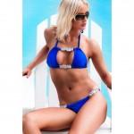 Красивый бикини BLISS BLUE  от VEVE