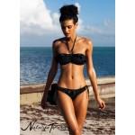 Black bikini Natalya Toporova