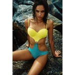 Lime Bra Monokini от Natalya Toporova