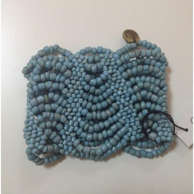 Браслет Cocobelle голубой NEW WAVE