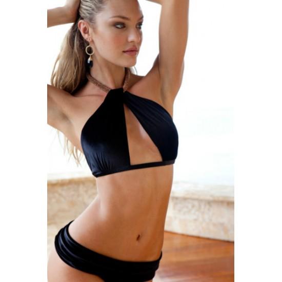 6de502594e24d Черный купальник Venezia от Sauvage Swimwear